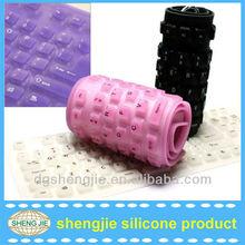 Notebook colored wireless keyboard folding keyboard ultrathin waterproof 85/109 key