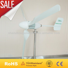 1000W green energy wind turbine for garden/home use