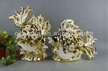 ceramic mushroom craft
