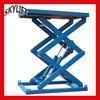 small electric scissor lift platform/small platform scissor lift