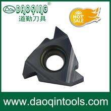 partial profile 60angle carbide threading insert, cemented carbide tips, carbide blade