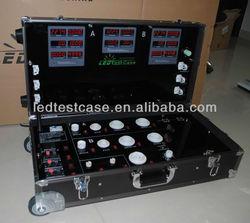 custom aluminium led demo box from exclusive brand