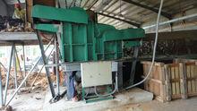 coconut fiber process machine