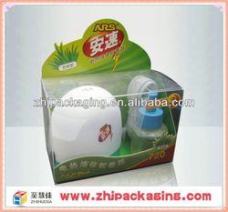 2013New style transparent plastic case