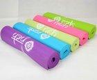 Custom Printed REACH PVC TPE Yoga Mats,Screen Printing Yoga Mats,Custom Printed Camping Mats