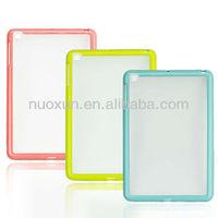 2013 hot sell new design PC+TPU mobile phone case for IPAD MINI