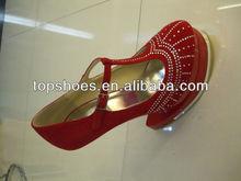 2014 Without Heel No Heel Platform Lady Shoes