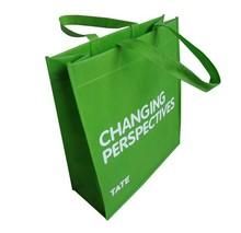 2015 Handle custom non woven bag