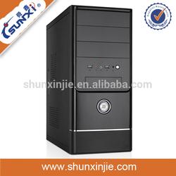 SX-C5813 small computer case mini itx aluminum case