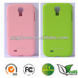 PC hard mobile phone case for Samsung S4 case with rubber coating