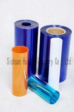 PVC plastic film for tablets packaging