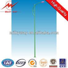 decorative street post design galvanized square post,street lamp post,farm posts