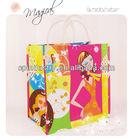 2014 Eco-Woven Colorfull Shopping Bag