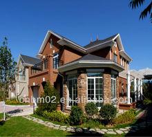 Low cost prefabricated villas
