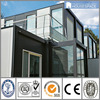 Solid Light Steel Structure Waterproof Container House for Sale