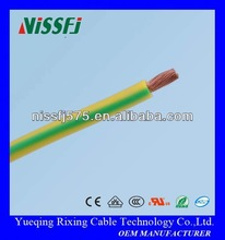 0.5mm2~6mm2 Silicone Rubber Coated Flexible Wire/Multi Strand Electrical Cable China Manufacturing Product