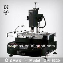 Gm-5320 reparación de bga estación de infrarrojos bga soldadura