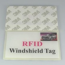 Waterproof Weatherproof UHF RFID Windshield Tag