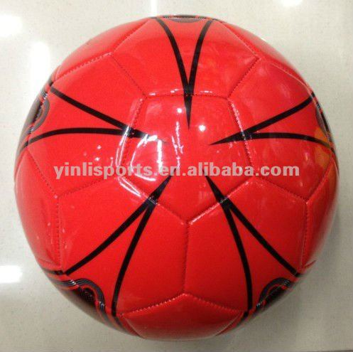 machine stitched promotion soccer ball