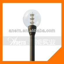 2012 Novelty Modern Garden Lamps with 15W LED Lantern for Terrace, Patio, Garden, Baconnies From China
