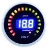 52mm blue LED display digital voltmeter LED gauge for car/digital display auto gauge