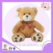 Embroidery Design bear stuffed toys ,lovely bears for children
