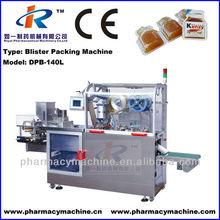 Blister paketleme makinesi peynir dpb-140l