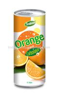 Pure 250ml can Co2 Orange Juice