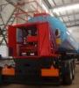 Hot Liquid Asphalt Tank Semitrailer