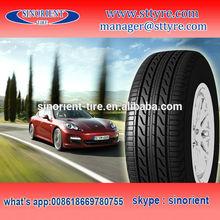 European technology Cheap China passenger car tyres