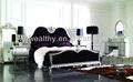 فوشان الذهبي أثاث غرف النوم مجموعة/ العتيقة الخشب والأثاث سرير الملك my-a5001a علي بابا الصين