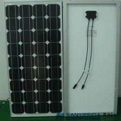 150W Monocrystal PV Solar Panel