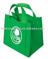 long handle non woven bag