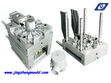 PVC/PP COLLAPSIBLE CORE TYPE FLOW TRAP MOLD