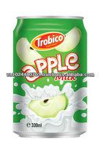 Apple Milk Drink