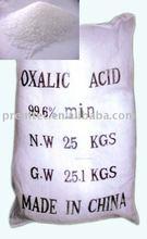 2012 hot Oxalic acid 99.6
