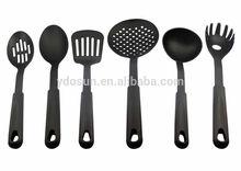 non-stick kitchen utensils and cook hot sell nylon kitchen ware