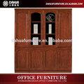 Venta caliente 3- puerta de libreros antiguos diseños de madera
