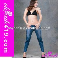Hot fashion girls cheap printed sexy leggings pics