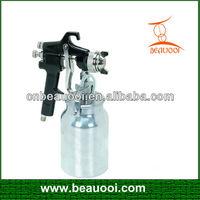 PQ-2U 650cc-1000cc air suction feed best auto paint gun