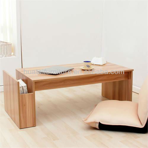 Hotel Coffee Table End Table Multifunction Rectangular Coffee Table