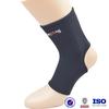 China Manufacturer Black Neoprene Adjustable customize Soccer Ankle Guard