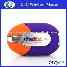 Custom 2.4ghz optical wireless Mini computer mouse