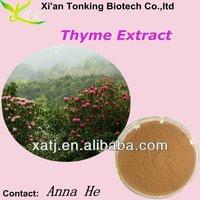 thyme extract/thymol 20% 30% HPLC