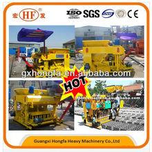 JQM-6A block making machine,concrete paver canal machine