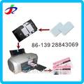 De impressora jato de tinta cartão de pvc para epson l800