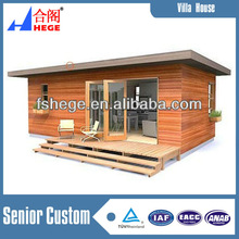 portable prefab log cabin,modular cabin,small prefab house for sale in china