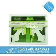2014 new custom diffuser scented ceramic aroma stone