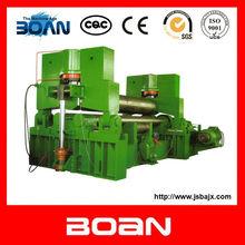 series W11S hydraulic rolling machine/three roller pre-bending sheet plate rolling machine