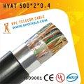 желе заполненные подземные телефонные кабели китае груша телефон для продажи